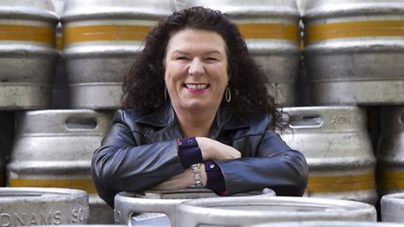 Karen Hester, who has been appointed as an executive director at Adnams.