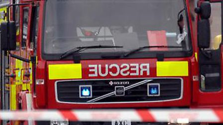 Firefighters called to home following suspected gas leak