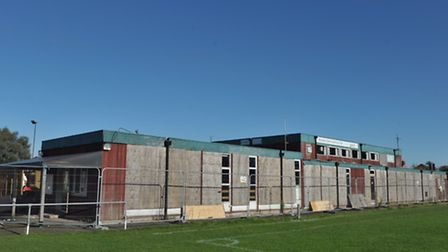 Ransomes Sports Club in Sidegate Avenue is going to be demolished.