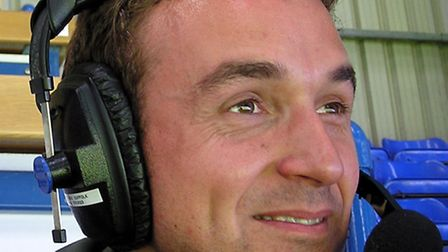 Brenner Woolley has commentated on Ipswich Town games for BBC Radio Suffolk for more than 10 years.