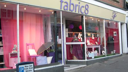 The Fabric8 shop in Felixstowe is set to close in January after 70 years in the town.