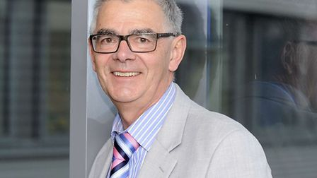 Dave Muller, principal of Suffolk New College