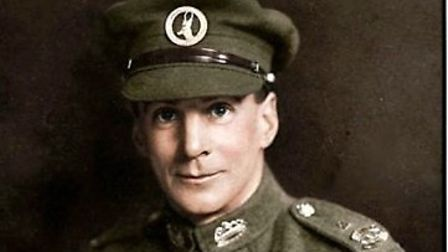 William Hewitt: As brave a soldier as they come