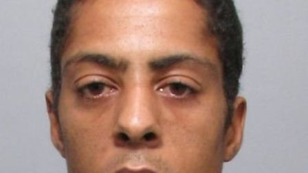 James Marks who was jailed for assaulting his partner and breaching his restraining order