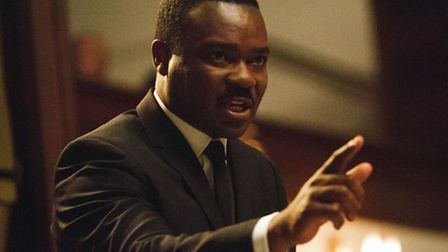 David Oyelowo plays Dr Martin Luther King Jr in Selma, the source of controversy surrounding this ye