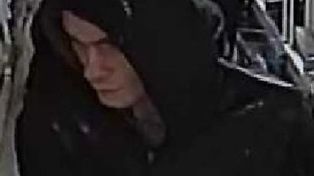 The men stole four bottles of alcohol from the supermarket in Foxhall Road at around 6.30pm on Monda