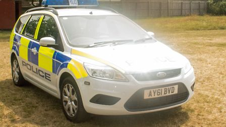 Lorries parked along the A14 are being targeted by thieves