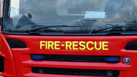 Fire crews have been called to several incidents today