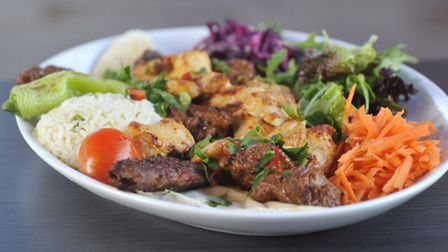Mix Shish Cappadocia is a new Turkish restaurant and fish and chip take away in Capel St Mary.