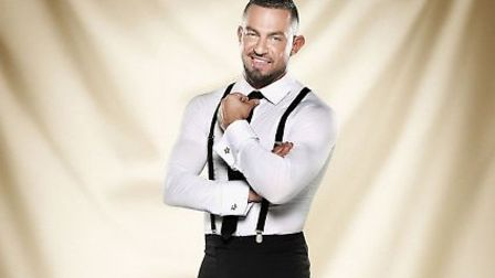 Robin Windsor said he found it hard to watch Strictly Come Dancing last year when he was sidelined w