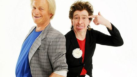 Harry Enfield and Paul Whitehouse will revive many of their classic characters at the Ipswich Regent