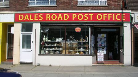 Dales Road Post Office