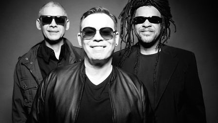 Ali Campbell, Micky Virtue and Astro are at the Ipswich Regent tonight