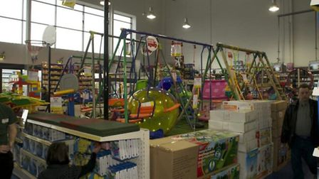 Smyths Toys Superstores - are planning to open in Ipswich