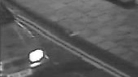 CCTV of the white Volvo detectives want to find in Luke Durbin inquiry
