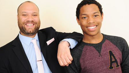 Glen Chisholm is set to be the new Mayor of Ipswich this month and will have his 18-year-old son, Cl
