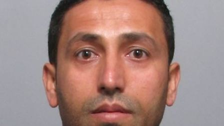 Gahwar Muhammed, 30, of Woodcock Road, Ipswich, has been jailed for sexual assault