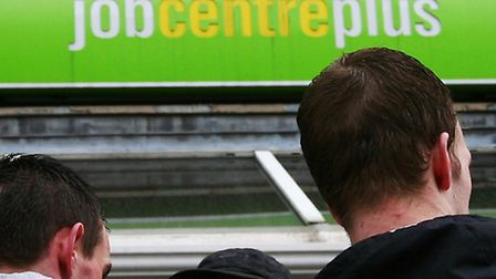 Unemployment fell again in the three months to April, official figures showed today.