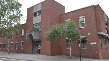 South East Suffolk Magistrates Court in Elm Street.