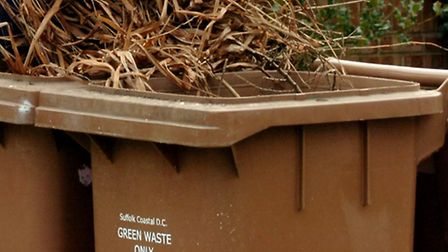 Some Ipswich brown bins will be collected on Saturday.