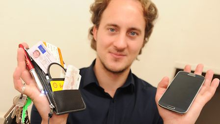Matt Stott shows we could all be in for a lighter life in the years to come thanks to mobile technol