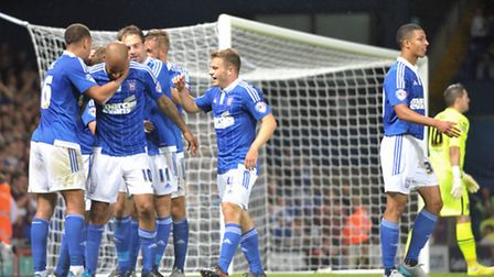 Who will get the nod for Ipswich Town this evening?