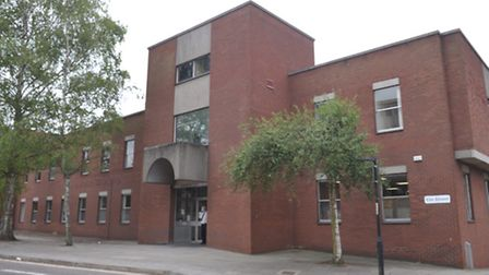 South East Suffolk Magistrates Court where security officers were assaulted