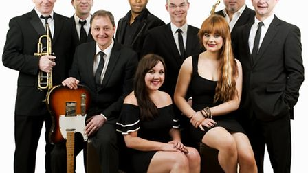 The Stars from The Commitments are one of the first acts announcded for the relaunched Spa Pavilion.