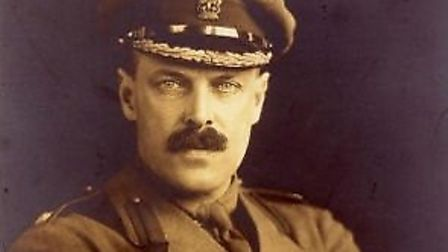 Major John Norton-Griffiths was larger than life. He recruited 'clay kickers' to dig under ground