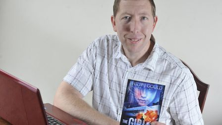 Philip Gould, of Ipswich, has just self-published the first book in a trilogy.