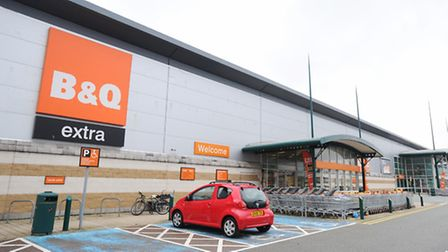 B&Q in Anglia Retail Park will close by 2017.