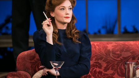 The Original Theatre Company's 2015 touring production of Terence Rattigan's Flare Path starring Oli