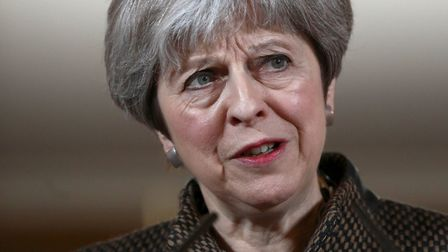 Prime minister Theresa May and her party are making a mess of Brexit, writes Jo Swinson Photo: PA