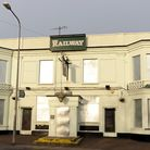 The Railway pub in Foxhall Road, Ipswich
