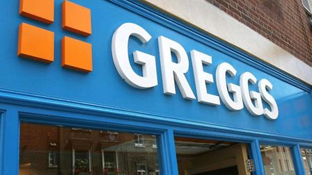 File photo dated 31/07/07 of a Greggs shop. The bakery chain said sales jumped almost 20% before Chr