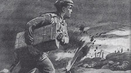 Sam Harvey - the war hero immortalised in our culture