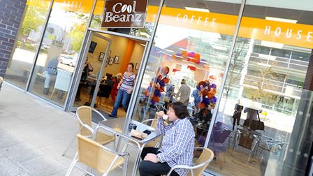 New Cafe, Cool Beanz opening in shop unit within Grafton House.