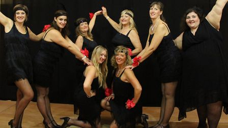 The Hot Mamas have reached the final of the Ipswich Has Got Talent competition