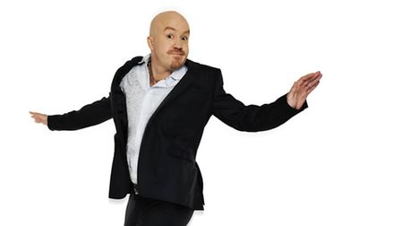Stand-up and Mock the Week star Andy Parsons