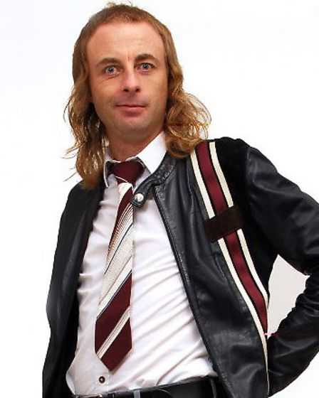 Comedian Paul Foot sold The Avenue out earlier this year and looks like doing the same when he retur