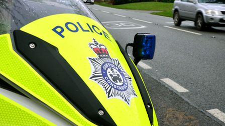 A 43-year-old man from Ipswich has been arrested in connection with the incident