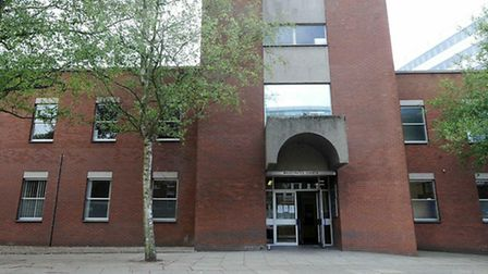 South East Suffolk Magistrates' Court in Ipswich.