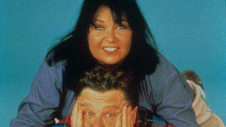 The remake of Roseanne was cancelled following a racist tweet by star, Roseanne Barr Picture: Cover