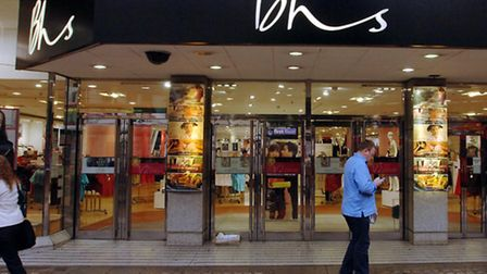 BHS are adding a food hall to their Ipswich store