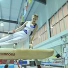 Pipers Vale Gymnastics Club. Cameron Lister.