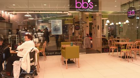 New BB's coffee shop opens in Sailmakers shopping centre, Ipswich