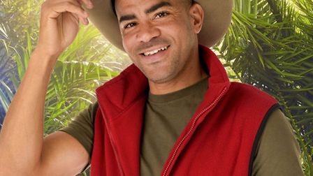 Undated handout photo issued by ITV of Kieron Dyer who has been revealed as one of the contestants f