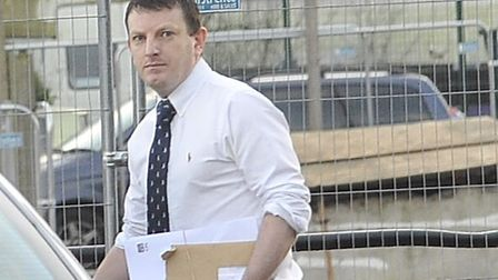Darren Hudson-Wood is facing fraud charges.