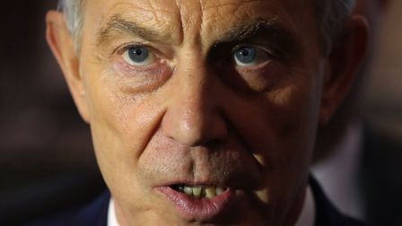 Tony Blair might have stopped the country sleep-walking into Brexit, writes Peter Millar Picture: PA