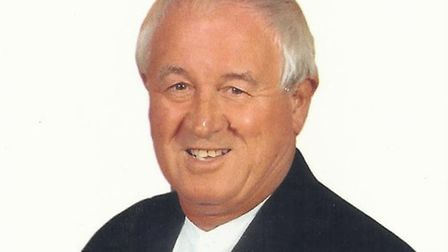 Comedia Don Reid who will be among the stars in The Good Old Music Hall Days at the Spa Pavilion